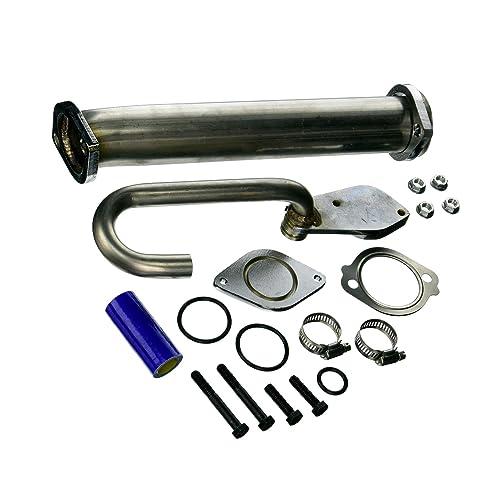 MKING EGR-0001-00 Diesel EGR Valve Power Stroke Kit for 2003-2010 Ford 6.0 E-350 E-450 F-250 Super Duty 904-218