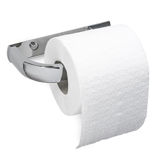 Aothpher Modern Wall Mounted Brass Toilet Roll Paper Holder Bathroom Tissue Rack