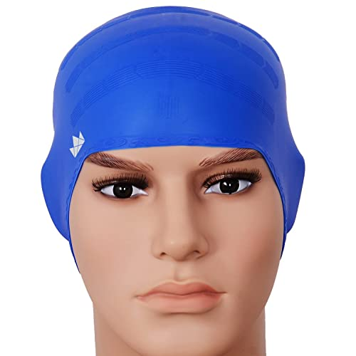 Navigator, M Armllund Swimming Ear Band Headband Waterproof shower cap for Grab Suitable for adults and children the hair