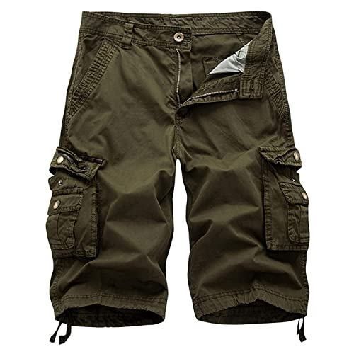 fcd939688f Buy Hakjay Men's Big and Tall Cargo Shorts with Ubuy Kuwait. B06Y51C789
