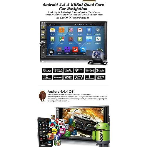 Buy 2019 Car Head Unit, Eonon Android 8 1 Double Din Car Stereo