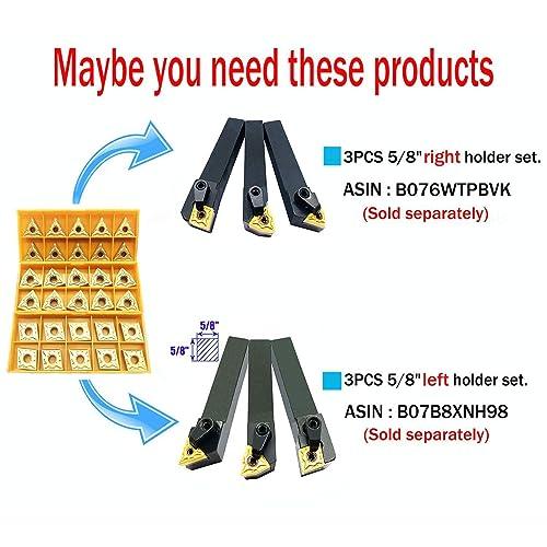 30PCS CNMG 431 WNMG 431 TNMG 331 CNC Lathe Indexable Solid Carbide ...