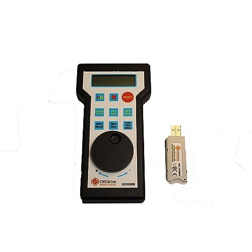 Buy Cncdrive Ucr200 Wireless Cnc Jog Pendant with Ubuy