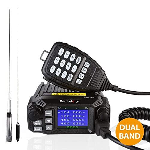 VHF 4... Mobile Radio: 136-174mhz BTECH Mobile UV-50X2 50 Watt Dual Band Base