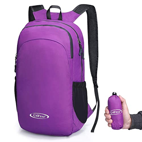 G4Free Ultra Lightweight Packable Backpack Travel Hiking Daypack Water Resistant