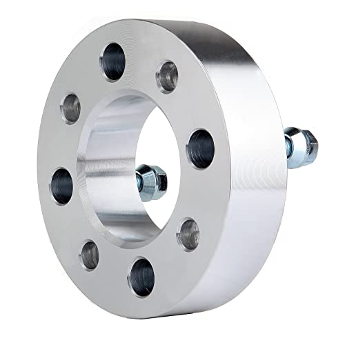 Suzuki King Quad 400 750 08-13 with 10x1.25 Studs Wheel Spacers,ECCPP Wheel Spacer Adapters 4 Lug 2Pcs 1.5 38mm thick 4x110mm for Kawasaki Brute Force 650 750 05-11