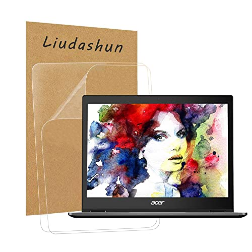 Computer Screen Guard Film for 15.6 Inch with 16:9 Aspect Ratio HP//DELL//Asus//Acer//Sony//Samsung//Lenovo//Toshiba YOUPECK Universal 15.6 inch Laptop HD Clear Screen Protector for 15.6 Notebook 2-Pack