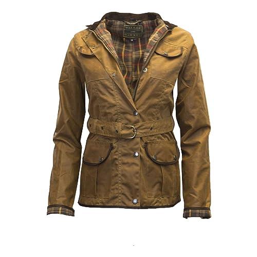 Walker /& Hawkes Ladies Derby Tweed Hunting Country Jacket Coat 8-24 Navy Stripe