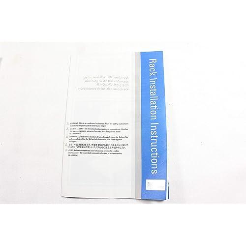 New Dell PowerEdge R520 R720 R720XD R730XD R820 2U Sliding Ready Rail Kit H4X6X