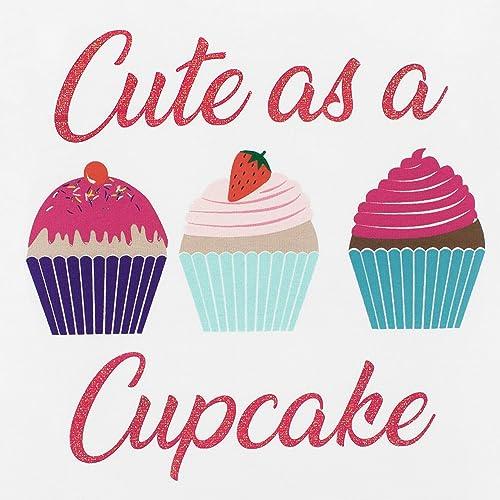 Harry Bear Girls Pyjamas Cute as a Cupcake Snuggle Fit