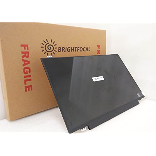 BRIGHTFOCAL New Screen for DELL Latitude E7240 12.5 WXGA HD Slim LED LCD Replacement LED LCD Screen Display