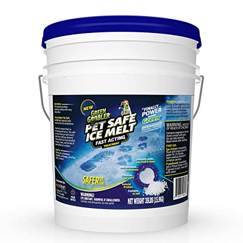25-lb Flip-Top Bucket W//Scooper Snow Joe AZ-25-CCP-BKT Melt-2-Go 94/% Pure Calcium Chloride Pellet Ice Melter