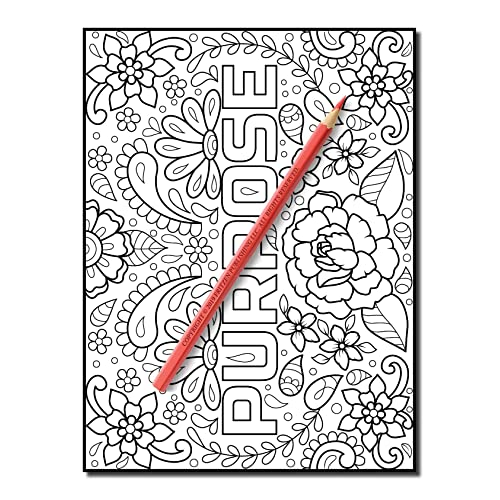 Buy Inspirational Collection: An Adult Coloring Book With 175 Coloring Pages  Of Inspirational Quotes, Motivational Sayings, Positive Affirmations, And  More! Paperback – Large Print, 10 Jun. 2019 Online In Kuwait. 1073089401