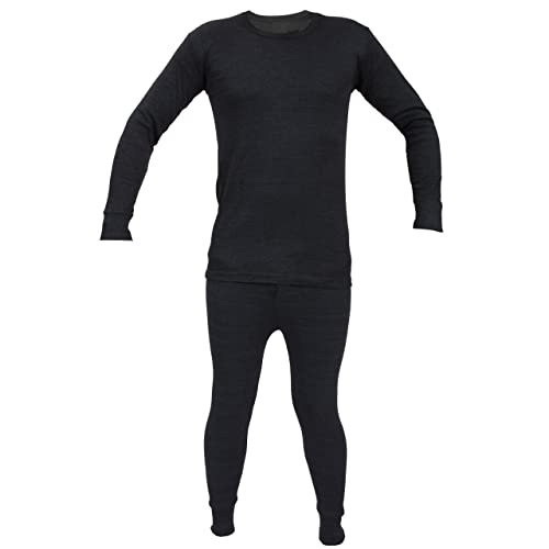 Essentials Boys Thermal Long Underwear Set