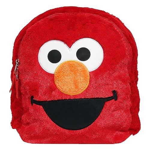 "Sesame Street 12/"" Elmo Kids/' Backpack Sings The ABC/'s"