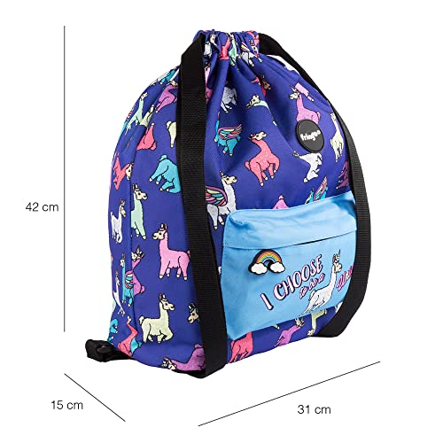 Doodle Balloons Drawstring Backpack Sports Athletic Gym Cinch Sack String Storage Bags for Hiking Travel Beach