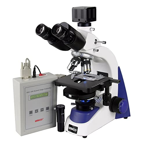 2x//4x Objectives 20x//40x Magnification Battery-Powered 10x Eyepieces Upper//Lower LED Illumination C /& A Scientific Premiere SMP-24L Binocular Stereo Microscope