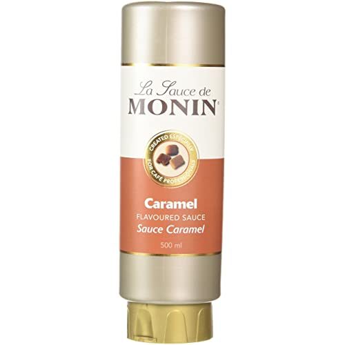 Buy Monin Caramel Sauce 500 Ml Online In Kuwait B01b36ddz8