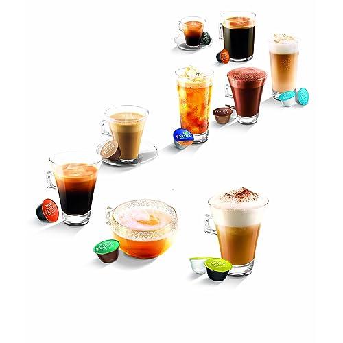 1500 W Black and Grey Nescaf/é Dolce Gusto Mini Me Coffee Machine Starter Kit