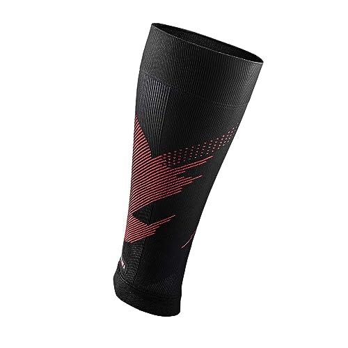 ROCKAY Blaze Calf /& Shin Graduated Compression Leg Sleeves for Men and Women 16-23 mmHg 1 Pair