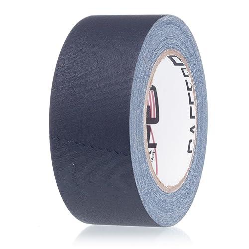 Tape King Gaffers Tape Black 2-Pack Professional Grade Premium Gaffer 2 Inch X