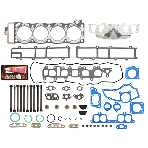 00-04 Ford Focus Escort 2.0L 4 Cly SOHC 8v Head Gasket Set Head Bolt Kit Fits