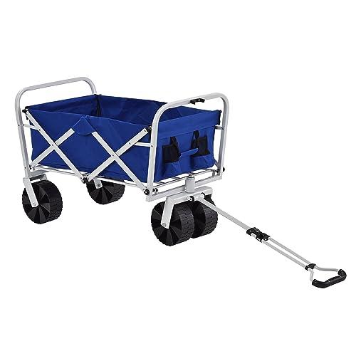 a9d4e63bef25 Buy Muscle Carts FBW3621-BLUE FBW3621-Bluecollapsible Folding ...