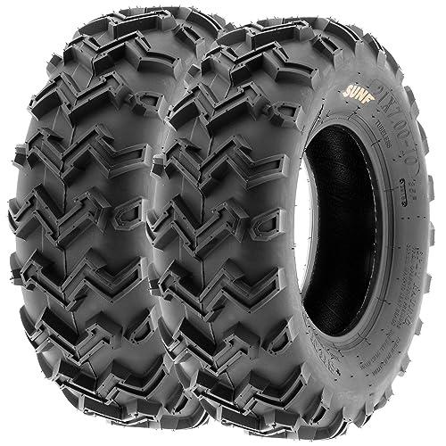 24x10-11 24x10x11 ATV UTV All Trail AT 6 Ply Tire A033 by SunF