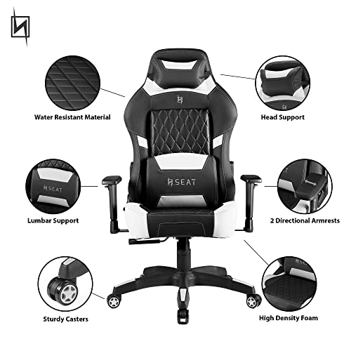 Valuetom Premium Lumbar Support Cushion and Neck Rest Pillow for Driving Travelling Useful for Car Seats,Office Chairs and More Black