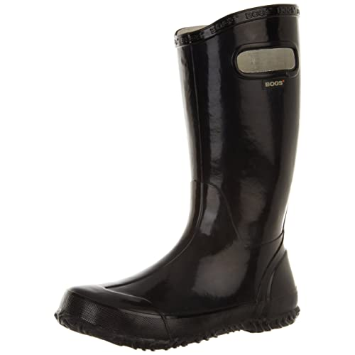517523bb4798b Buy Bogs Kids Rubber Waterproof Rain Boot Boys Girls, Kaleidoscope ...