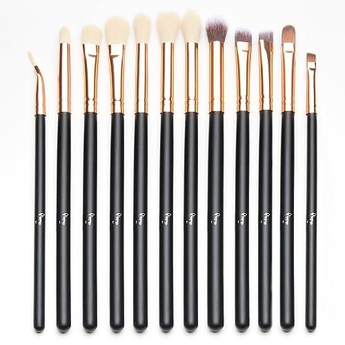 3220ed033e1a Buy Qivange Eye Makeup Brushes Set, Synthetic Eye Brush Set Eye ...