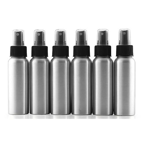 450859ba1255 Buy Cornucopia Brands 2-Ounce Aluminum Fine Mist Spray Bottles (6 ...