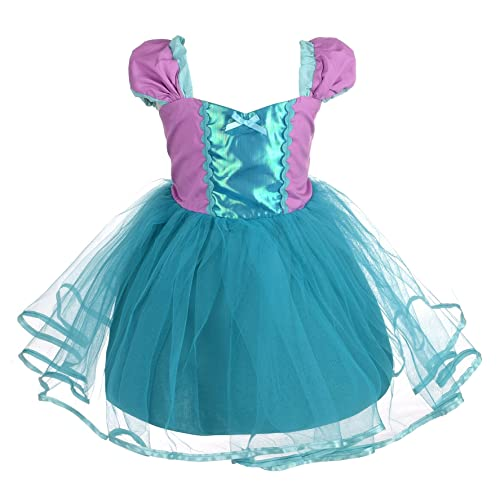 Lito Angels Girls Princess Costumes Mermaid Fancy Halloween Christmas Party Dress Up