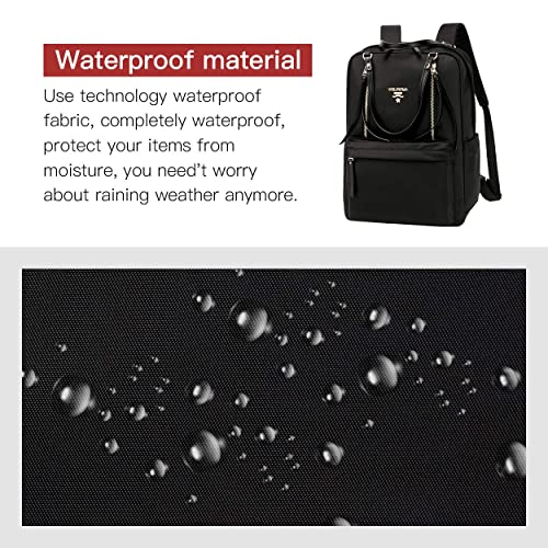 d57a48adb64c Buy Wolfrealm Laptop Backpacks for Women Lightweight Business ...