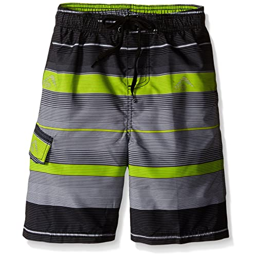 554d8adcd3 Buy Kanu Surf Boys' Specter Quick Dry Beach Swim Trunk with Ubuy Kuwait.  B01991T3YY