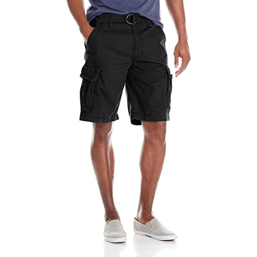 6a0bf50f08 Buy UNIONBAY Men's Survivor Belted Cargo Short-Reg and Big & Tall Sizes  with Ubuy Kuwait. B00PICJ2W2