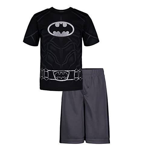 Warner Bros Superman Toddler Boys Athletic Performance T-Shirt