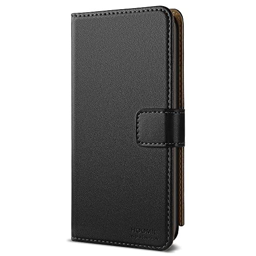 HOOMIL iPod Touch 5 Case Black iPod Touch 6 Case Premium Leather Case for Apple iPod touch 5th//6th//7th Generation Cover