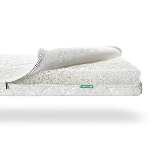 Non-Toxic Newton Baby and Toddler Breathable Cot Bed Mattress 100/% Breathable Proven to Reduce Suffocation Risk 120x60cm Hypoallergenic 100/% Washable