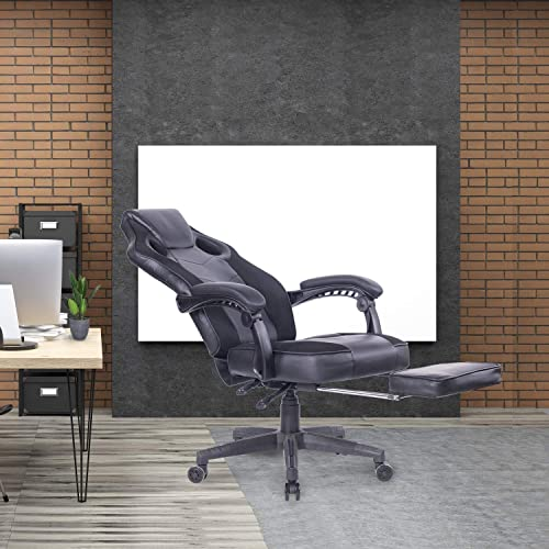Pleasant Buy Healgen Gaming Chair With Footrest Racing Computer Pc Gmtry Best Dining Table And Chair Ideas Images Gmtryco