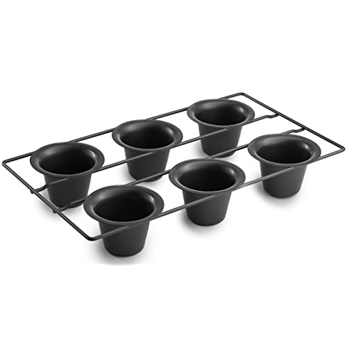 Bellemain 6 Cup Nonstick Popover Pan Buy Products Online With Ubuy Kuwait In Affordable Prices B00wx9kktw