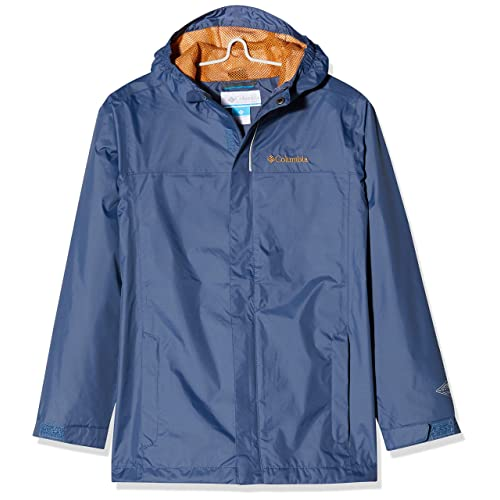Columbia Boys Little Watertight Jacket X-Small Waterproof and Breathable Super Blue