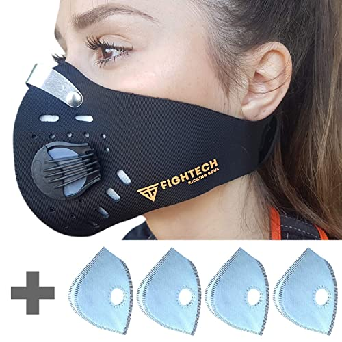 Youth Dust With Mask Respirator 4 Children Fightech Mouth