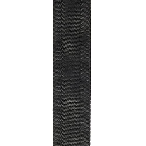 50BAL00 D/'Addario Accessories Auto Lock Guitar Strap Black