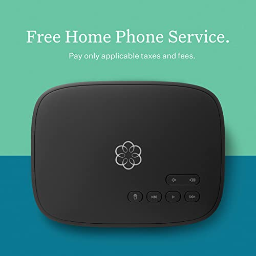 Buy Ooma Telo Free Home Phone Service  Works with Amazon