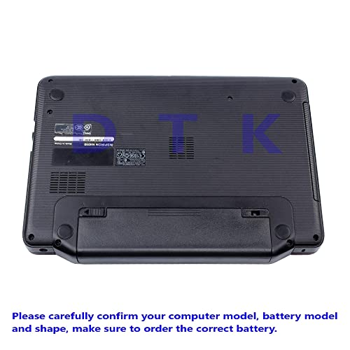 Fits P//n J1knd 4t7jn Dtk Laptop Battery for Dell J1KND 04YRJH Inspiron 3420 3520 15r 17r 14r 13r N5110 N5010 N4110 N4010 N7110 N3010 M5110 M4110 M501 M503 Series 6-cell 5200mah//49wh