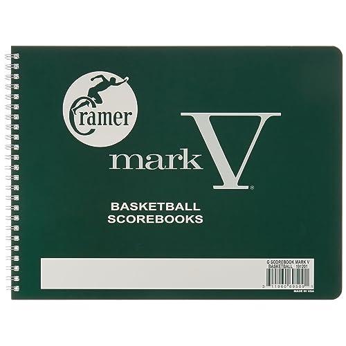 2x Markwort Basketball Scorebook MARK V 30 Games New