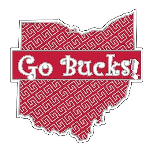 Craftique Ohio State Decal