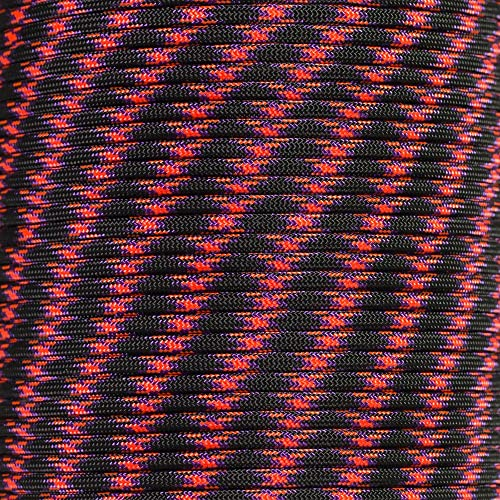 Paracord 112 Colors Life is More 550 Parachute Cord 100 FT 7 Strand USA Made Type 3