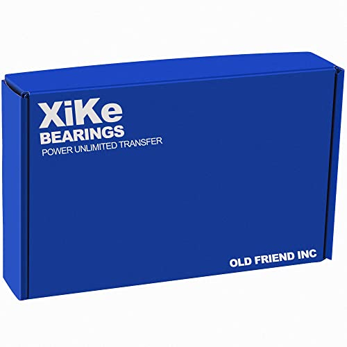 16, Black XiKe 12 Pack 2 in Nylon Garage Door Roller Use 6200ZZ Shield Bearing 4 in Stem and Reuse More Than 100,000 Cycles. Rotate Quiet and Durable